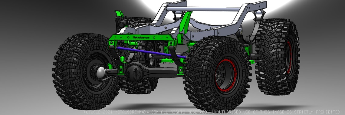 Solid Axle Swap Kits