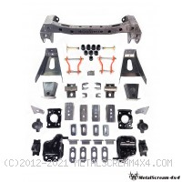 Solid Axle Swap Kit for Ford Ranger 2000-2011