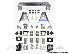 Solid Axle Swap Kit for Toyota Hilux (prior version to Hilux Vigo)